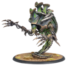 Cryx Battle Engine Wraith   RESIN